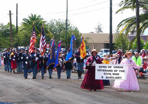 Sons Of Union Veterans